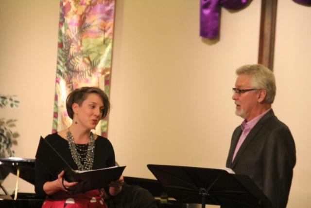 Kira McGirr and Jeffery Norris
